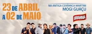 Divulgação Expo Guaçu